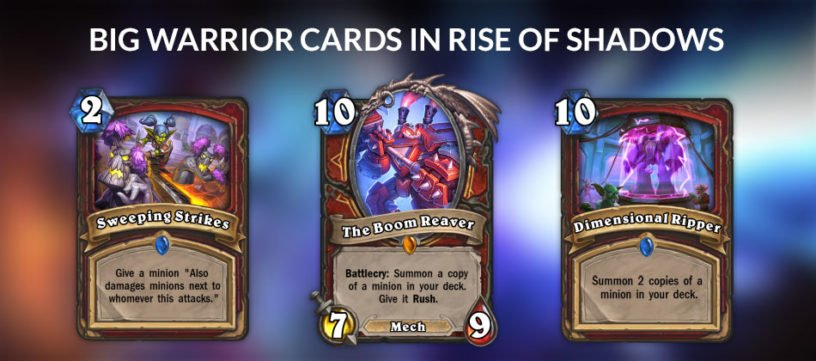 An image of possible inclusions in Big Warrior from Rise of Shadows.