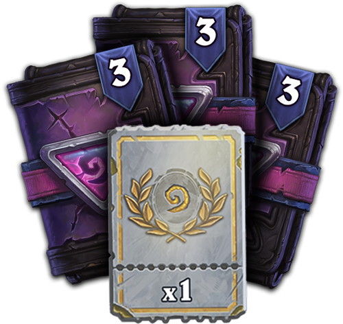 Rise of Shadow Packs and an Arena Ticket