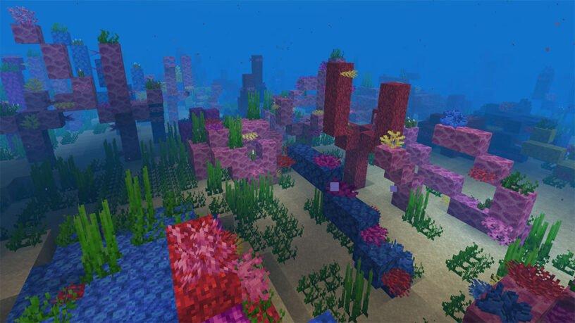 Large Reef & Mesa Location Seed Image